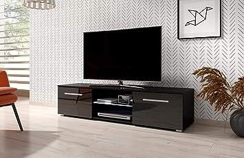 VIVALDI Mueble para TV - MOON - 140 cm: Amazon.es: Electrónica