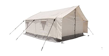 WHITE DUCK Instant Outdoor Family Trail Hunting u0026 C&ing Canvas ALPHA WALL TENT 12u0027  sc 1 st  Amazon.com & Amazon.com : WHITE DUCK Instant Outdoor Family Trail Hunting ...