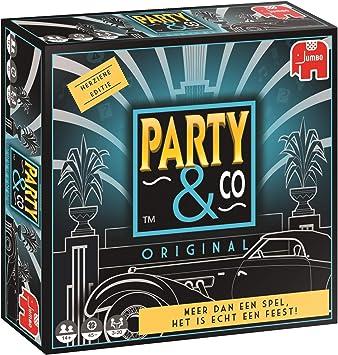 Party & Co. Original Adultos - Juego de Tablero (Adultos, 45 min, Cualquier género, 14 año(s), Interior, Países Bajos): Amazon.es: Juguetes y juegos