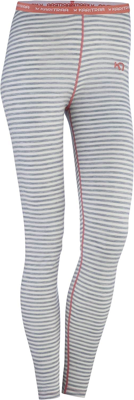 Kari Traa Women's Smale Pants - Super Soft 100% Merino Wool Baselayer Leggings