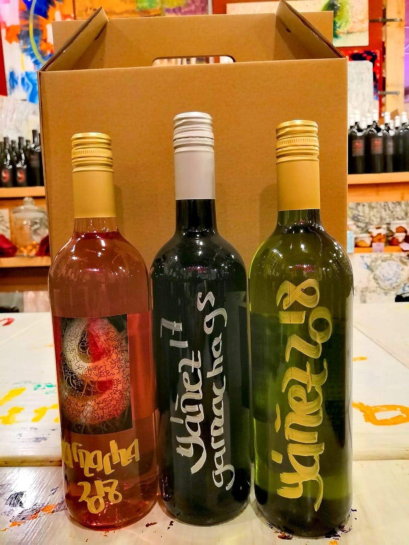 Regalos Especiales de Navidad Estuche de 3 botellas nº 24: Amazon.es: Alimentación y bebidas