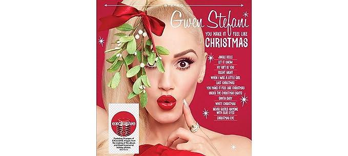 Gwen Stefani Christmas Cd.Gwen Stefani You Make It Feel Like Christmas Limited
