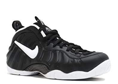 1b9bbd68707f2 Image Unavailable. Image not available for. Color  Nike Foamposite Pro Dr  Doom Mens Black White 624041-006 ...
