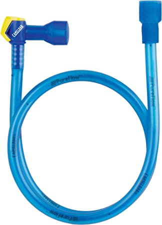 CamelBak Trinkadapter - Adaptador para botella de bicicleta con manguera integrada, color azul: Amazon.es: Deportes y aire libre