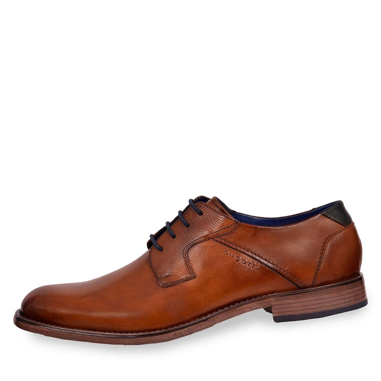 Braun (Cognac 6300) bugatti Herren 311822032100 311822032100 Derbys  Steckdose online