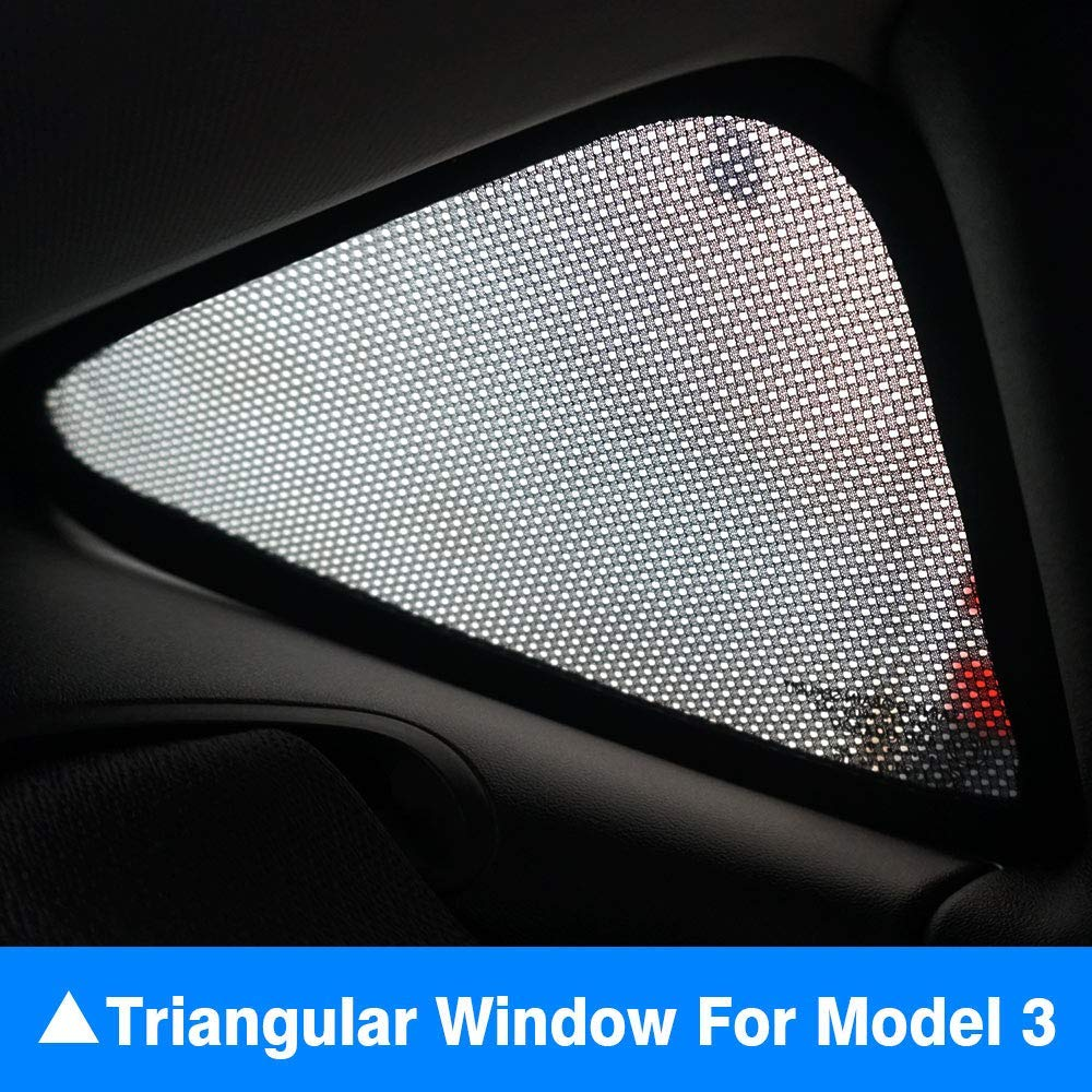 Rear Side Windows Shades Tesla Motors Club
