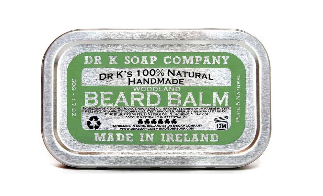 Dr. K Soap Company Beard Balm/barba Bálsamo Woodland, 50g 637122759303