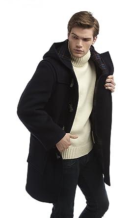 Original Marine Duffle Bleu Coat Montgomery Homme qznTp