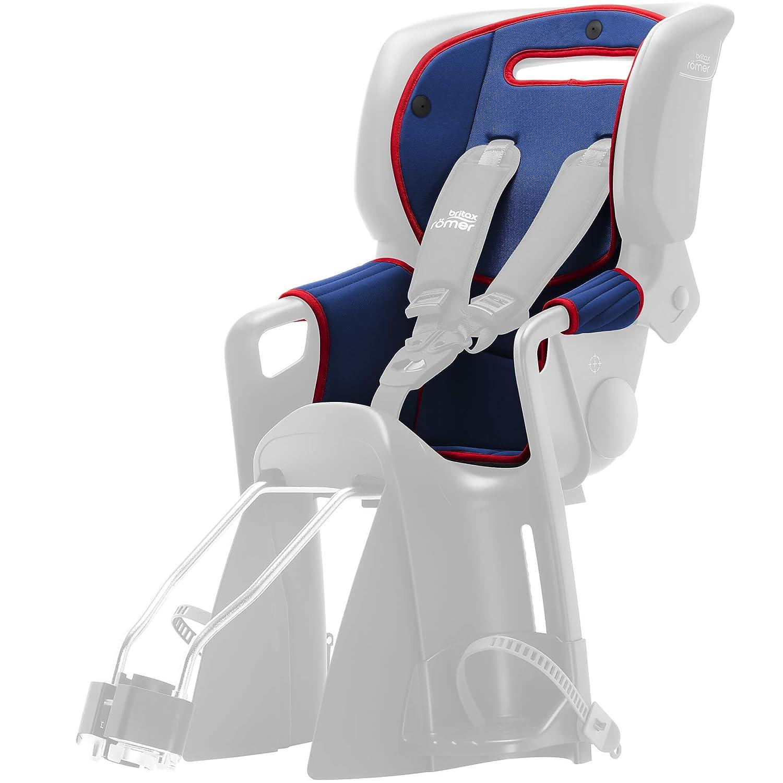 Britax Jockey Comfort Ersatzbezug rot//blau