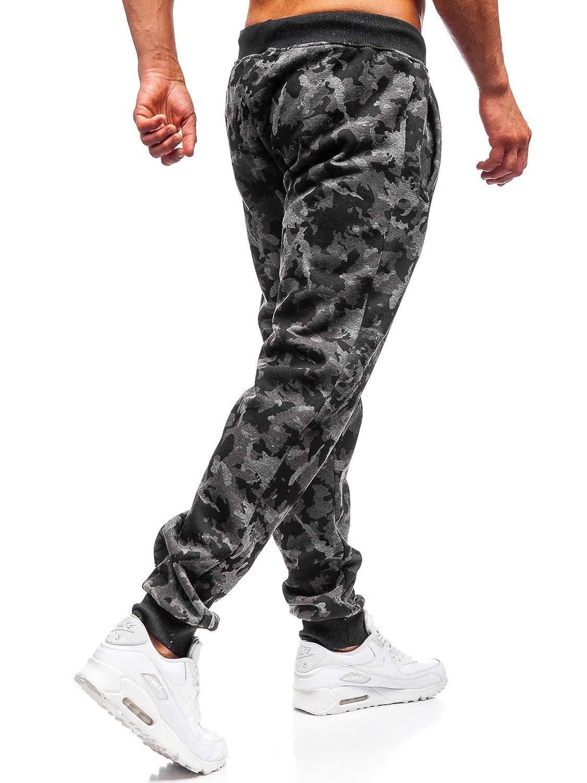 2c92b407ef119f BOLF Herren Hose Military Jogger Sport Street Style Militär Camo 6F6:  Amazon.de: Bekleidung