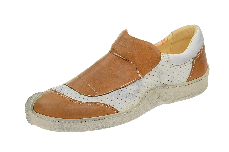 Eject 16920.001 Camel White - Mocasines de Piel Lisa para hombre: Amazon.es: Zapatos y complementos