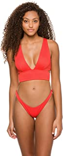 product image for Vitamin A Women's EcoTex Marisol Nicole Textured Bralette Top