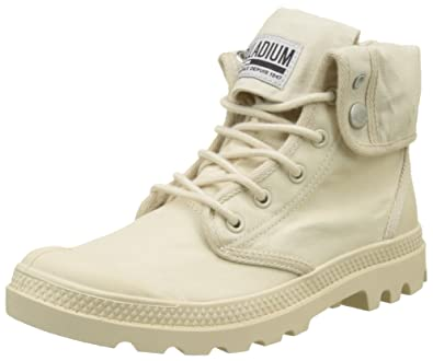 Palladium Unisex-Erwachsene Baggy Army Training Camp Hohe Sneaker grün