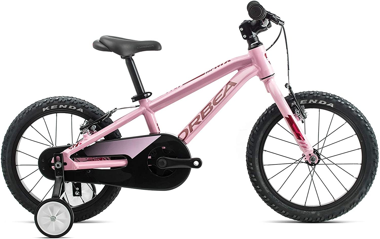 ORBEA MX 16 2020 - Bicicleta de montaña Infantil, Color Rosa ...