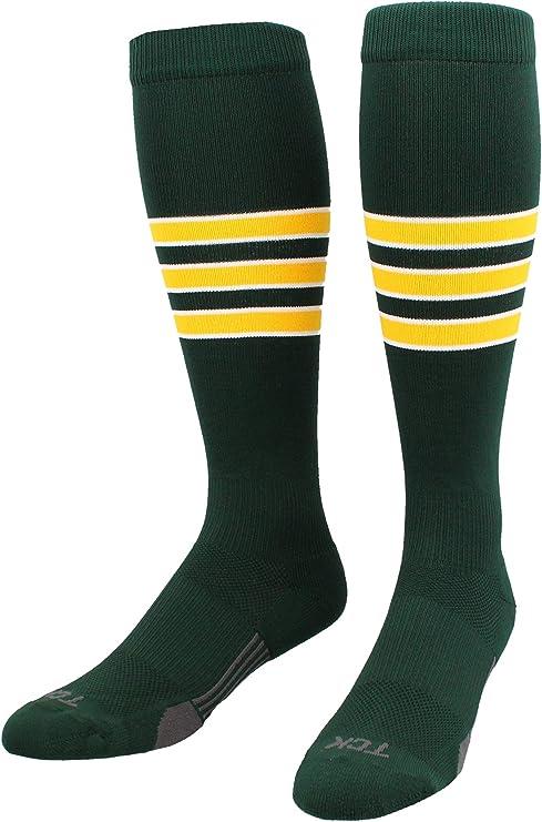 TCK Sports Elite Performance Baseball/Softball OTC Socks Dugout Pattern B
