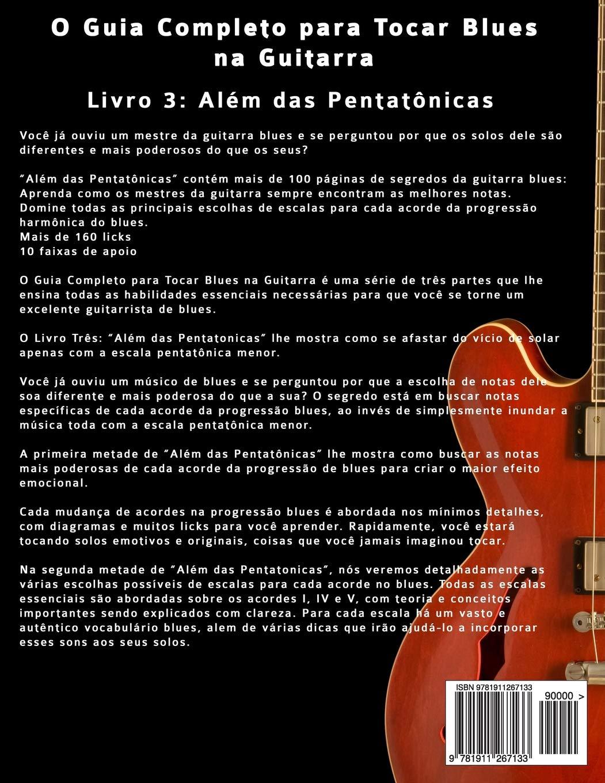 Guía completa para tocar guitarra blues: Más allá de las pentatónicas: Amazon.es: Mr Joseph Alexander, Ms María Julieta Pallero: Libros