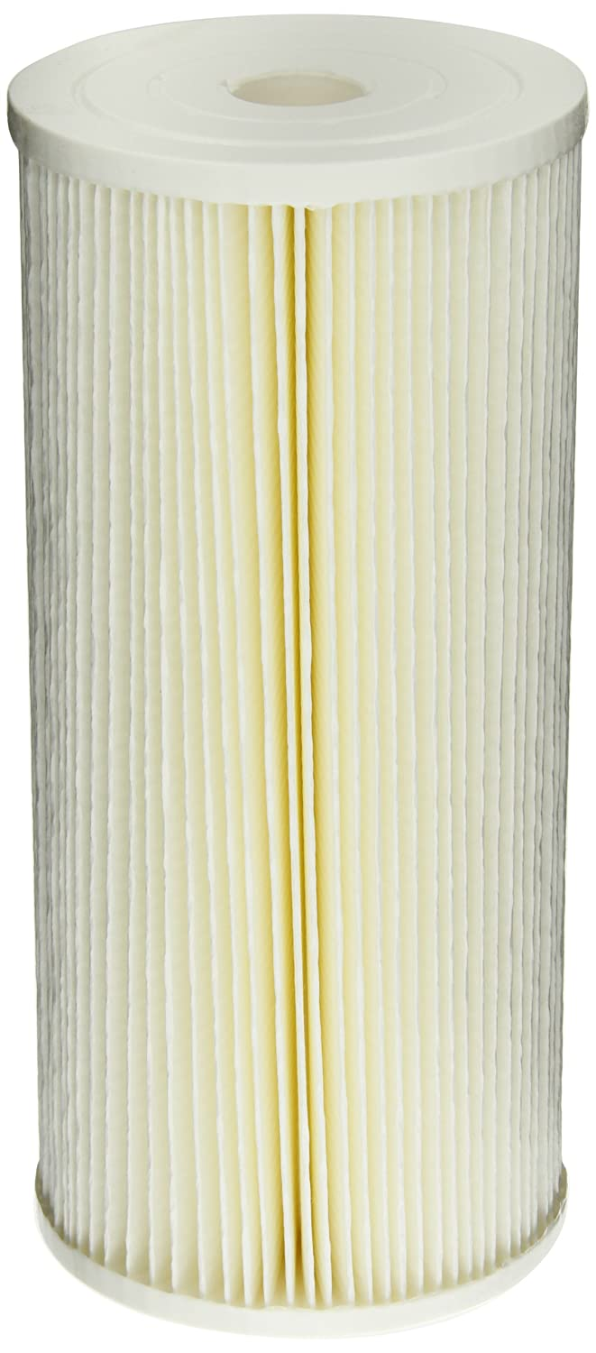 Pentek ECP5 BB Pleated Cellulose Polyester Filter Cartridge 9 3 4 x 4 1 2 5 Microns