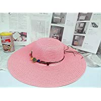 ACHICOO - Sombrero de ala Ancha para Mujer