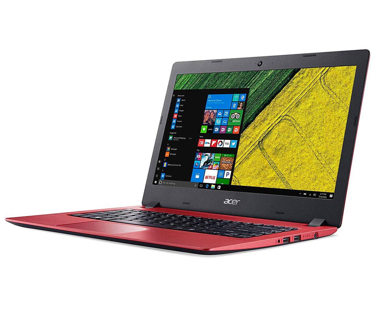 PC portatil Acer Aspire 1 A114-31-C8Xq rojo