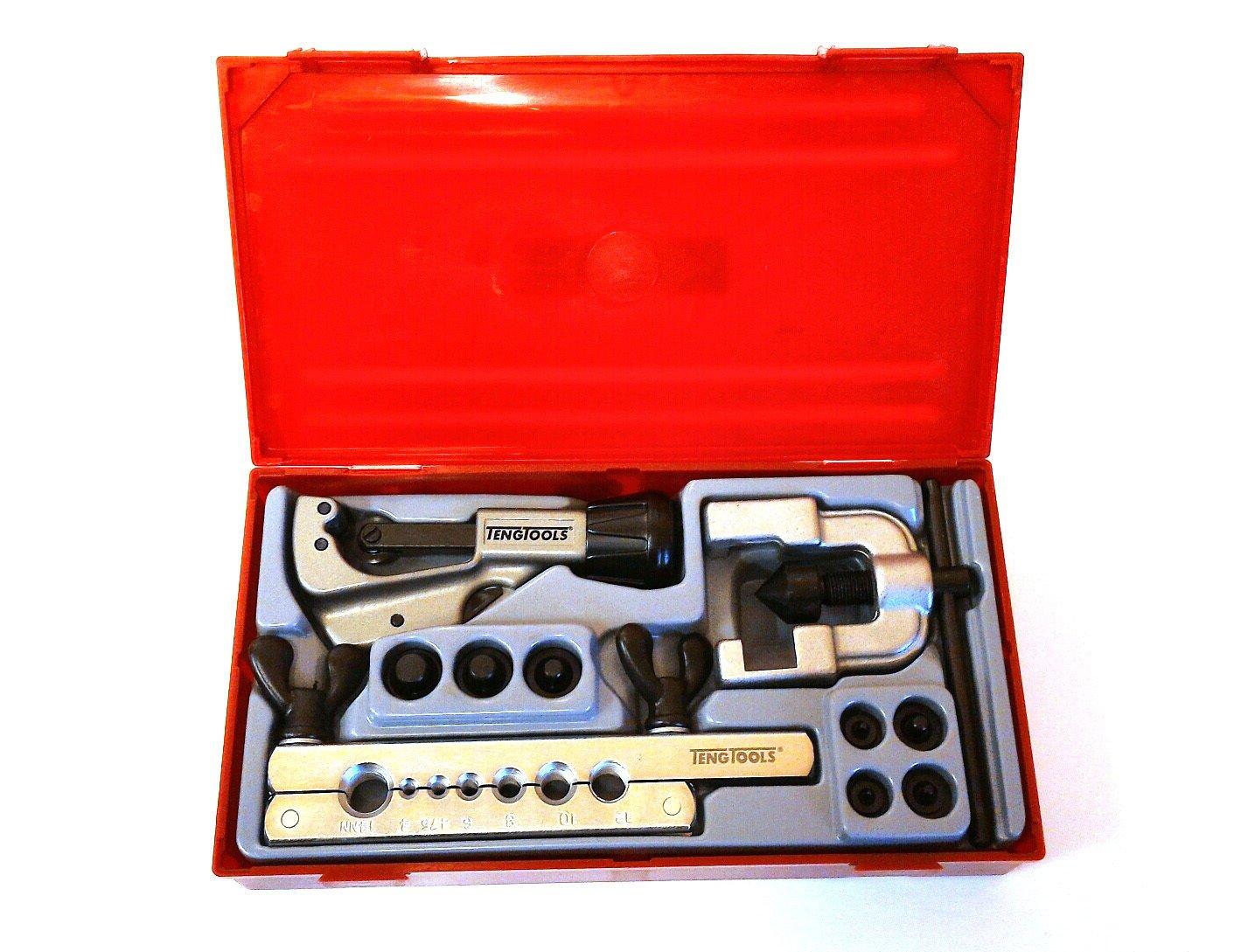 Tengtools TTTF10 - Juego de 10 herramientas para ensanchar tubos
