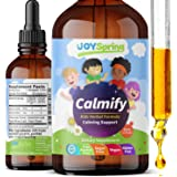 Kids Magnesium Supplement - Calming Drops for Kids Anxiety Relief - Perfect Stress, Anxiety, Calming aid for Kids - Sugar & G