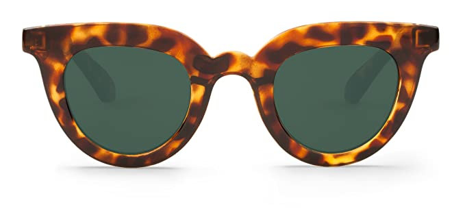 Mr Boho Cheetah Tortoise Hayes with Classical Lenses, Gafas de Sol para Mujer, 44: Amazon.es: Ropa y accesorios