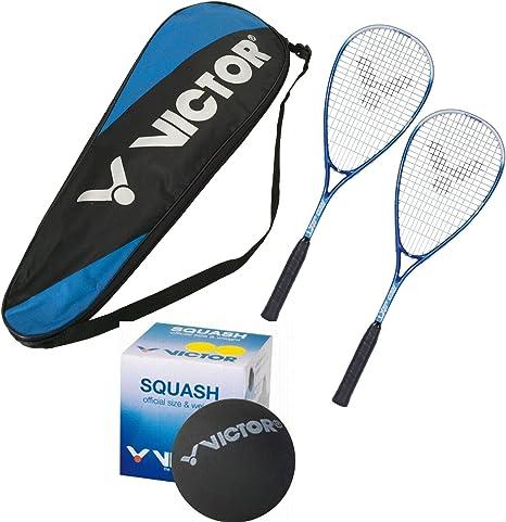 Victor – Set de squash disponible en otros modelos variaten ...