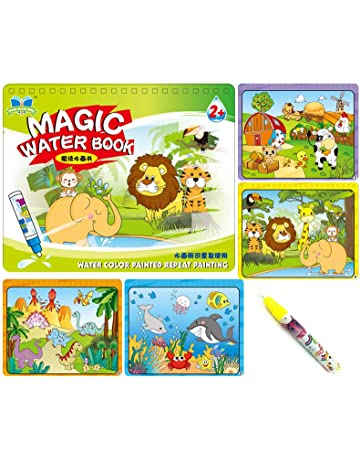 Coloriage Fee Des Eaux.Amazon Fr Coloriages Loisirs Creatifs Jeux Et Jouets