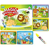 Sipobuy Magic Water Drawing Book Agua Libro