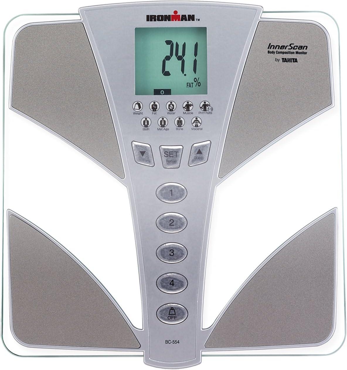 Tanita BC554 Body Scale