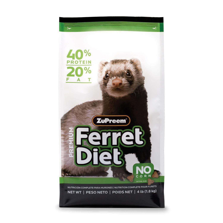 Zupreem 230058 Premium Ferret Pet Food, 8-Pound by ZuPreem