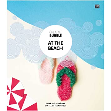Rico Design Neuheit 2018 Creative Bubble At The Beach Lustige