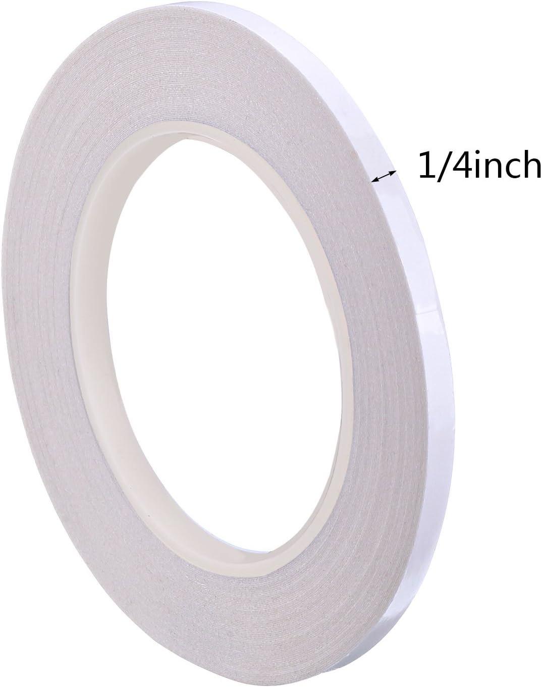 1//4 Pollici Quilting Nastro Cucito Tessuto Nastro 2 Rotoli Ogni 22 Yarde