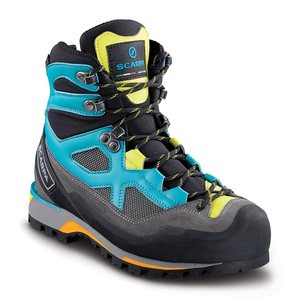 Scarpa Rebel Lite GTX Damens - Baltic-Lime