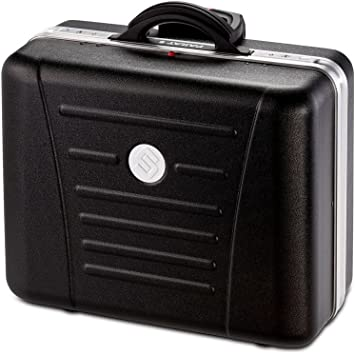 Noir Parat 489570171 Bo/îte /à Outils Classic avec Serrures TSA
