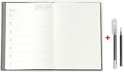 Muji 2018 mensuales y semanales Nota (Daily cita libro ...