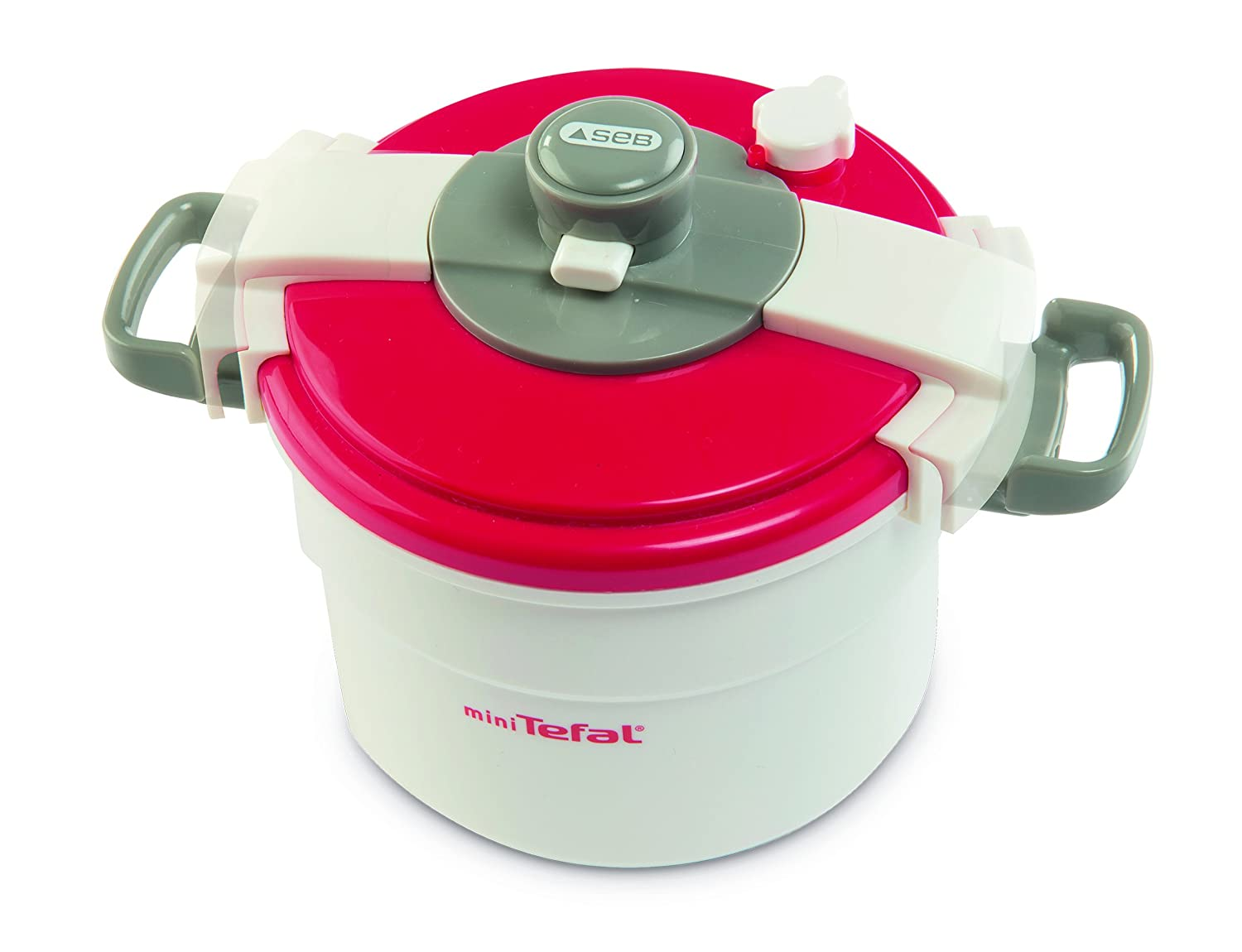 Smoby Tefal Pressure Cooker by Smoby