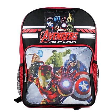 Amazon.com  Marvel Avengers Ironman Thor Hulk Captain America Boys ... 568d33970a8e8