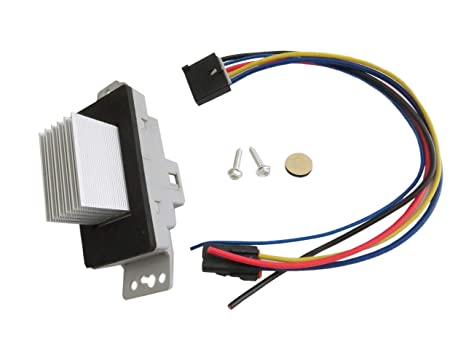 blower motor resistor complete kit with harness - replaces# 15 81773,  89018778, 89019351