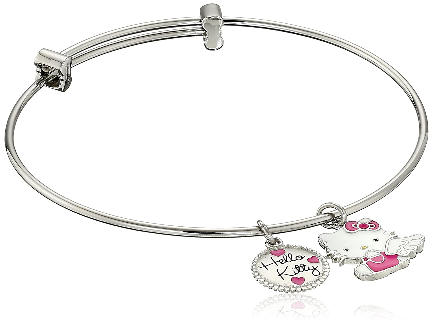 bracelets bangles and engraved stainless name bangle cheer kd charm steel jewelry eg pom cheerleader