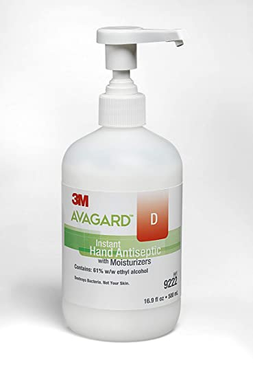 Amazon Com Avagard D Instant Hand Antiseptic Sanitizer Gel 16