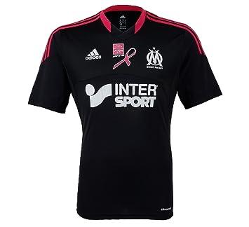 Adidas Olympique Marseille 4 camiseta de fútbol para hombre: Amazon.es: Deportes y aire libre