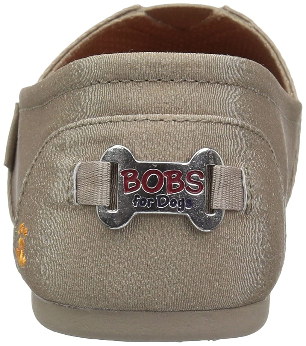 Skechers BOBS BOBS BOBS Woherren BOBS Plush-Breeds Ballet Flat Taupe-Baby Bull 7 M US 49ddde