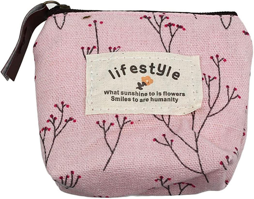 TOPUNDER Small Canvas Purse...