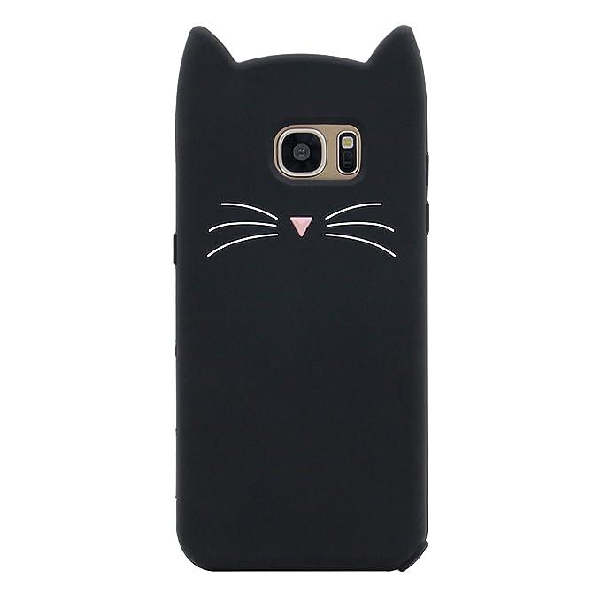 MC Fashion - Carcasa de Silicona para Samsung Galaxy S7 Edge ...
