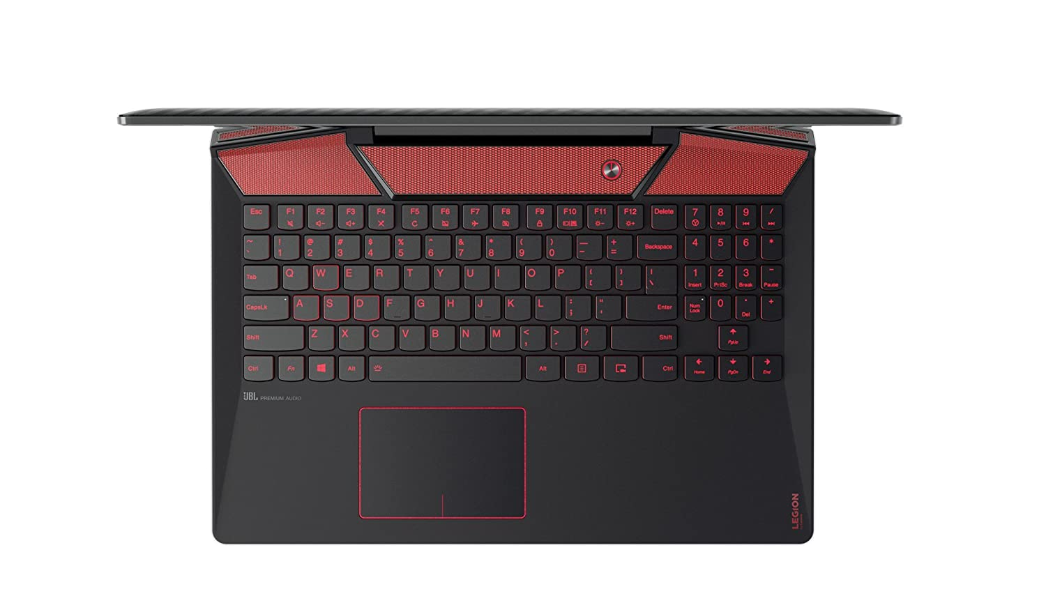 Lenovo Legion Y720 80VR002WGE 15 Zoll Gaming Notebook im Test
