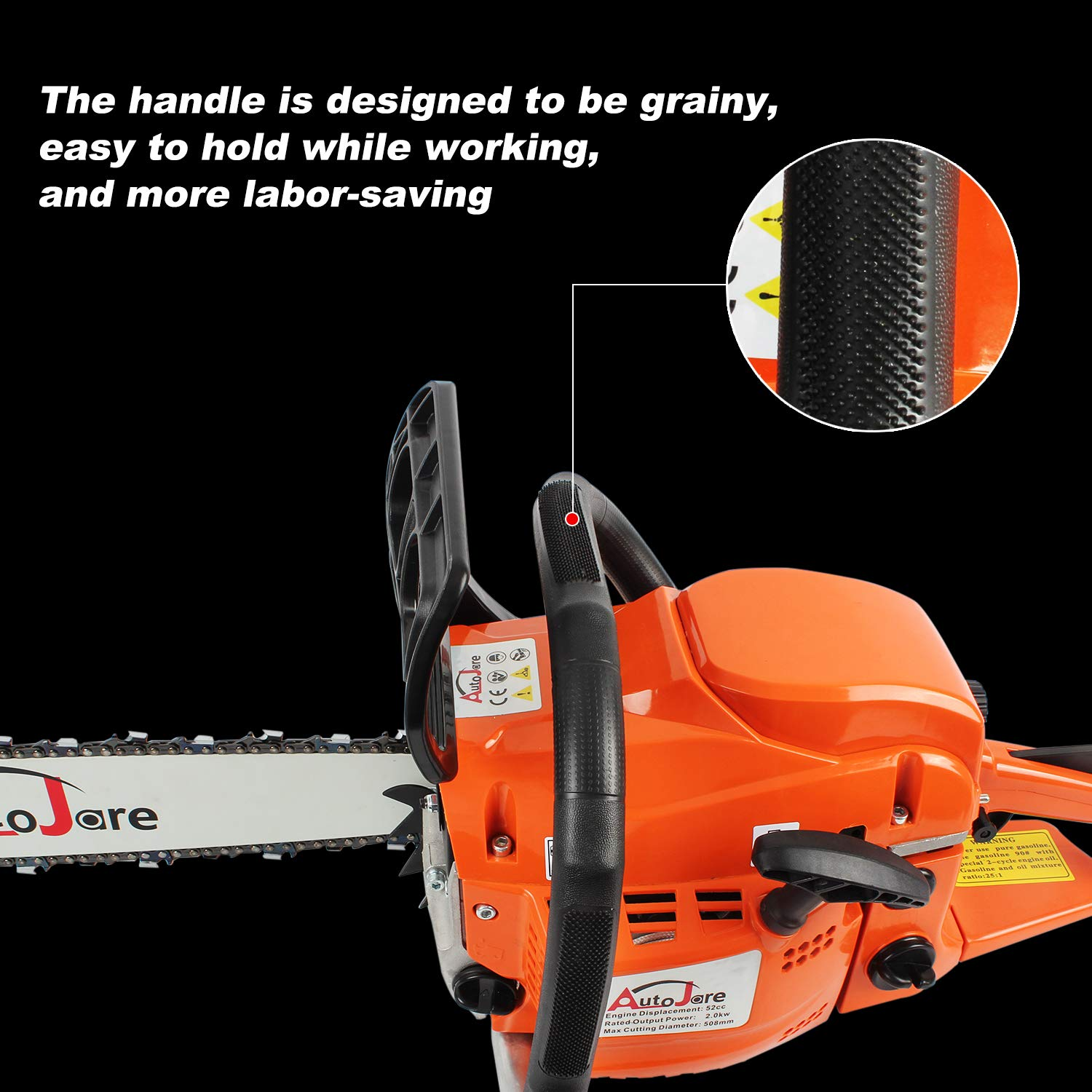 AUTOJARE YJ5202 Chainsaws product image 4