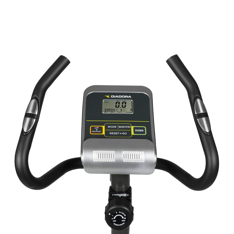 Cyclette Unisex Adulto Argento, Diadora Vega