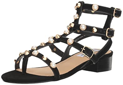 9b02d8737f2f Steve Madden Women s Crowne Gladiator Sandal