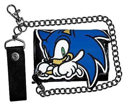 Amazon.com: Bioworld Sonic el erizo de corte Cadena de Tri ...